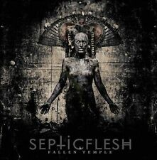 A Fallen Temple by Septic Flesh (CD, Jan-2014, Season of Mist)