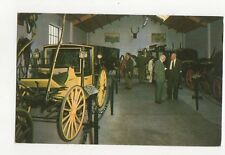 Coach Museum At Blacksmiths Shop Gretna Green Old Postcard  156a