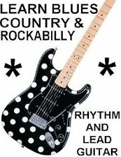 Learn Blues Country Rockabilly Guitar DVD Video Lessons. Be A Much Better Player