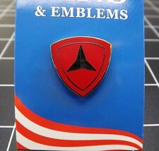 """BRAND NEW Lapel Pin United States Marine Corps 003RD Division 7/8"""""""