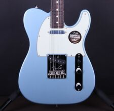 Fender Ltd Ed American Standard Telecaster Ice Blue Metallic Guitar Tele 1317