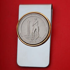 2013 Ohio Perry's Victory and International Peace Memorial 25c Coin Money Clip
