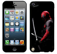 Deadpool funda se adapta a Ipod Touch 5 & 6 6 5ª Gen de cubierta protectora (1) Apple
