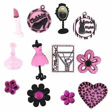 JESSE JAMES ~ DRESS IT UP BUTTONS - GIRL'S NIGHT OUT 3786  ~ SEWING ~ CRAFTS