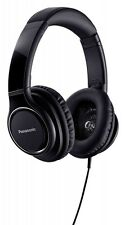Panasonic sealed headphone high resolution sound source black RP-HD5-K