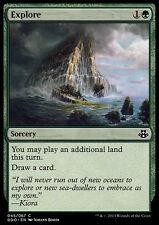 EXPLORE NM mtg Elspeth vs Kiora Green - Sorcery Com