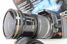 Ultra Wide Angle Macro Fisheye Lens for Canon Eos Digital Rebel with 18-55mm 58