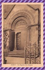 Carte postale - Paray le Monial la chapelle de la visitation