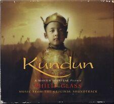 PHILIP GLASS - Kundun - MARTIN SCORSESE CD OST NEAR MINT CONDITION
