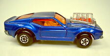 "Matchbox Superfast Nr.10B Piston Popper rare ""Superfast"" Bodenplatte"