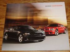 Original 2008 Dodge Charger / Magnum Deluxe Sales Brochure 08