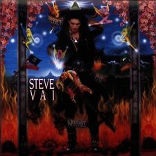 Steve Vai - Passion & Warfare (CD 1993)  BARGAIN!!  FREE!!  UK 24-HR POST!!