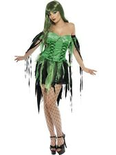 Naughty Fairy Witch Costume M UK 12/14 *HALLOWEEN CLEARANCE** Ladies Fancy Dress