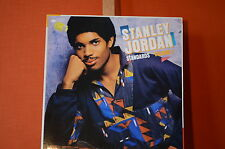 Stanley Jordan Standards volume 1 Blue Note  DMM Vinyl LP NMint  1873