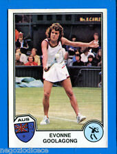 SPORT SUPERSTARS -Panini 1982- Figurina-Sticker n. 322 - E. GOOLAGONG -AUS-New