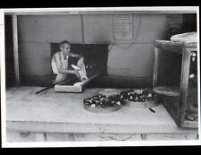 GYTHION (GRECE) FOUR à PAIN de rue , animé en 1979