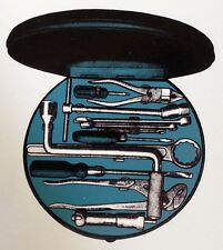 VW SPLIT OVAL 356 52-62 HAZET TOOLBOX DECAL NEW!
