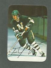 1977-78 OPC O-Pee-Chee Hockey Tim Young #22 North Stars Insert Subset NM/MT