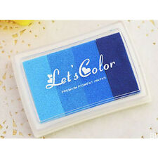 Popular Durable DIY Craft Oil Based Ink Pad Print For Stamps Rubber Paper Wood t