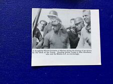 m9-4 ephemera 1958 picture rheims juan fangio mike hawthorn