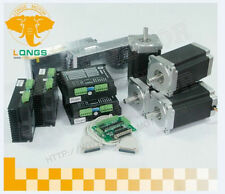 【EU US Ship】superior nema 23 step stepper motor 435oz.in Model-9442 4 axis kit