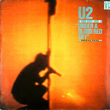 U2 - Under A Blood Red Sky - Mini LP - washed - cleaned - L2881
