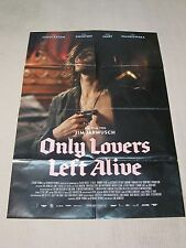 ONLY LOVERS LEFT ALIVE Filmplakat Poster Plakat JIM JARMUSCH Tom Hiddleston