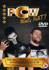 PCW What's Next? NXT Best Of Prince Devitt Finn Balor Kevin Steen Owens DVD NEU
