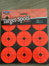10 PACK TARGET SPOT SELF ADHESIVE  90 X 2 INCH TARGETS BIRCHWOOD CASEY