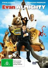Evan Almighty = NEW DVD R4