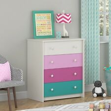 Cosco Kaleidoscope 4 Drawer Dresser  Whimsy - 5888501PCOM NEW