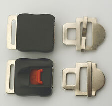 New Iron & Plastic Made Quick Release Buckle For Motorcycle Helmet Lace Stripe