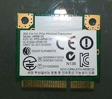 SCHEDA WIFI ATHEROS AR5B125 WLAN CARD MINI HALF PCI