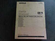Caterpillar D6N XL,D/S,LGP Track Type Tractor Parts Manual SEBP3247  2002