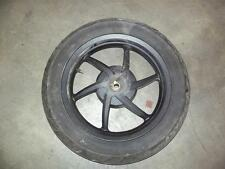2009 Kymco Super 8 150 Rear Wheel and Tire  #104