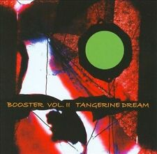 Booster II by Tangerine Dream (CD, Jun-2010, 2 Discs, Cleopatra)