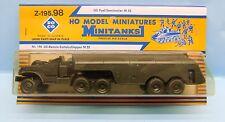 18503 ROCO MINITANK / AUSTRIA / M52 TRUCK FUEL SEMI TRAILER USA HO 1/87