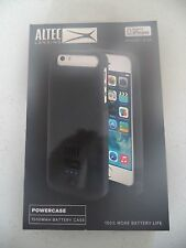 Altec Lansing iPhone 5/5s Powercase 1500MAH Battery BRAND NEW FACTORY SEALED