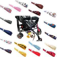 Baby Bottle Nipple Fixed Toys Rope Strap For Highchair Stroller Pram 60cm