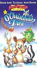 NEW O' Christmas Tree (VHS, 1999) Edward Asner, Tim Conway, Marie Osmond animate