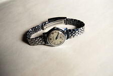 Vintage EXACTO ANCRE 15 RUBIS womens watch, swiss made, hand winding
