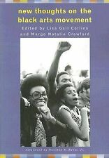 New Thoughts on the Black Arts Movement by Rutgers University Press (Paperback,