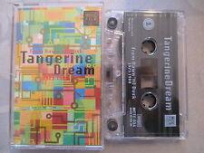 Tangerine dream: from dawn 'til Dusk 1973-1988 - MC cassette musique Cassette rare