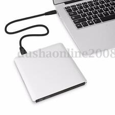Combo Graveur de CD-RW Lecteur RAM DVD CD-ROM Externe USB 3.0 Pr Laptop MAC PC
