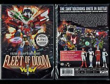 Voltron: Fleet of Doom (DVD, 2009) - Brand New Anime DVD