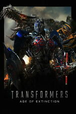 "057 Transformers 4 Age of Extinction - 2014 Hot Movie Film 24""x36"" Poster"