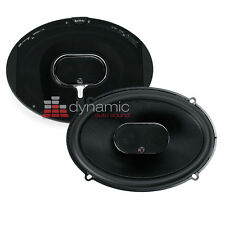 "Infinity Kappa 693.11i Car Audio 6""x9"" 3-Way Kappa Series Coaxial Speakers 330W"