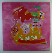 "12"" LP - Tom Tom Club - Boom Boom Chi Boom Boom - L5260c - washed & cleaned"