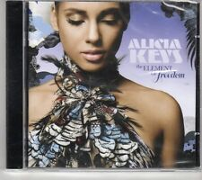 (GK91) Alicia Keys, The Element Of Freedom - 2009 Sealed Replay CD