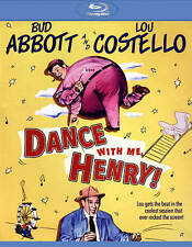Dance with Me, Henry (Blu-ray) Bud Abbott/Lou Cosello BRAND NEW SEALED